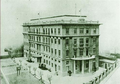 商务印书馆重要历史建筑